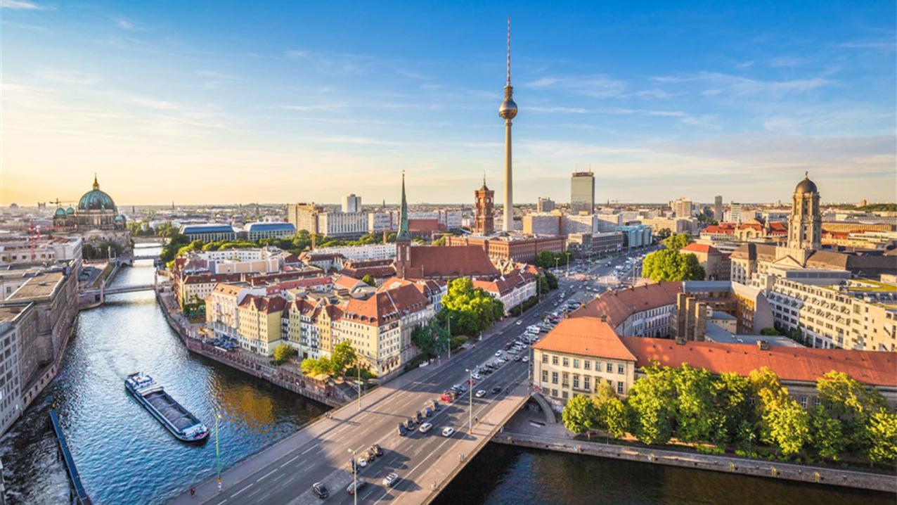 Berlín 20. století