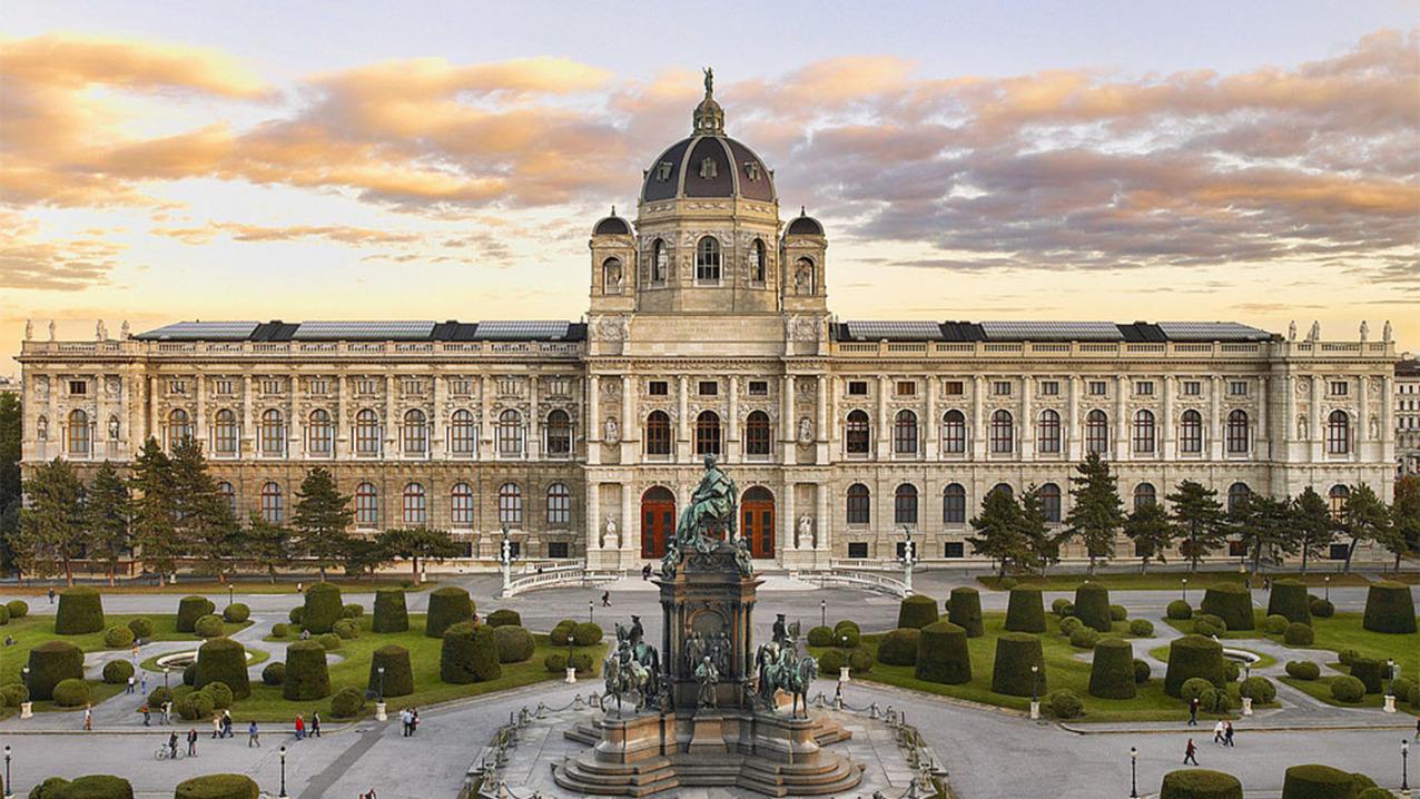 Vídeň – Rakousko-Uhersko